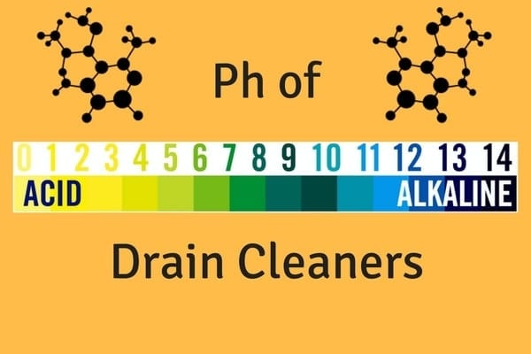 The PH Of A Drain Cleaner