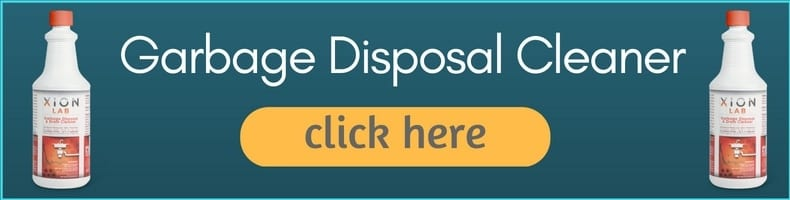 garbage disposal deodorizer