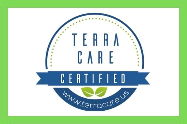 terra care environmentally safer standards