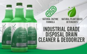 disposal cleaner deodorizer